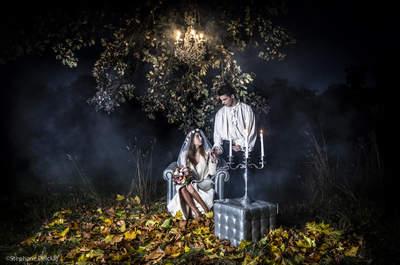 Une inspiration shakespearienne pour un mariage Roméo et Juliette