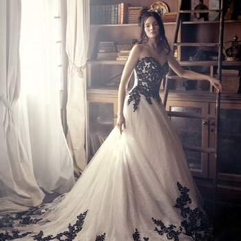 Créditos: Maggie Sottero | Modelo do vestido: Tristyn
