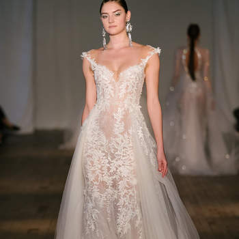 Créditos: Berta Bridal, New York Bridal Week