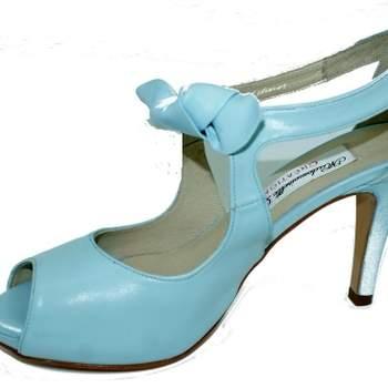 Chaussures Mademoiselle Rose - modèle Bastille