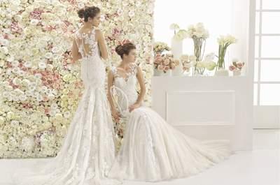 Las mejores tiendas para vestidos de novia en Medellín: ¡te encantarán!