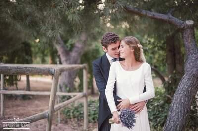 Una finca familiar testigo de nuestro amor: la boda de Rocío y Carlos