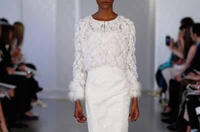 60 Stunning Long Sleeve Wedding Dresses for 2017