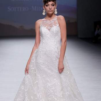Maggie Sottero. Barcelona Bridal Fashion Week.