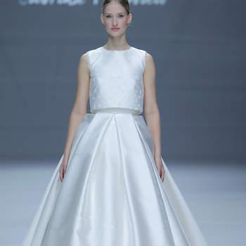 Cristina Tamborero. Credits: Barcelona Bridal Fashion Week(1)