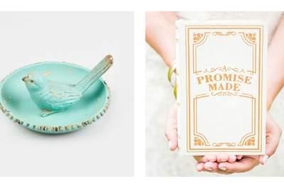 10 idées pour un mariage original au look vintage avec SAVE the DECO