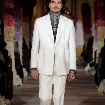 Reem Acra. Credits: Bridal Spring 2020