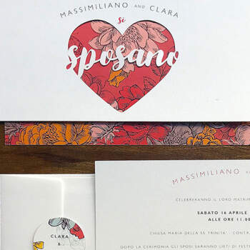 Invitaciones Intaglio Vintage- Compra en The Wedding Shop
