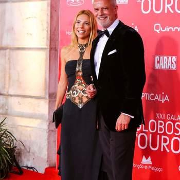 Ricardo Carriço e Ana Rebelo | Créditos: Nuno Pinto Fernandes © GLOBAL IMAGENS