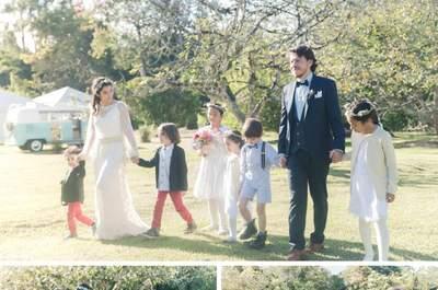 ¿Casarse al aire libre? Conoce las ventajas de celebrar tu boda en cielo abierto. ¡Te encantará!