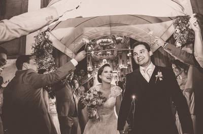Casamento clássico de Ana Luiza & Alexandre: fotos e vídeo LINDÍSSIMOS para lembrar de um grande dia perfeito!