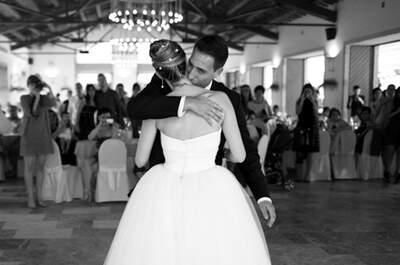 El vals es una de las piezas más populares a la hora de abrir el primer baile de recién casados