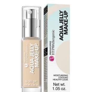 Base de maquillaje ligera, refrescante, matificante, de consistencia Jelly. Deja una agradable sensación de ligereza. Se adapta perfectamente en la piel, hidrata y mejora su elasticidad.
