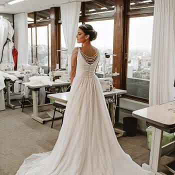 Dani Benício White Collection 2020   Foto: divulgação