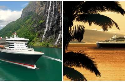 Top 5 aufregende Honeymoon-Cruises! Liebe auf hoher See