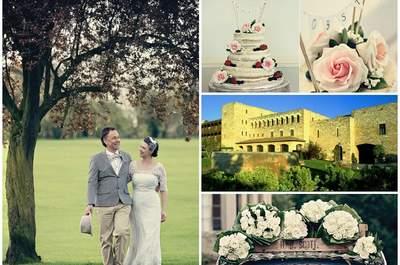 ¿Qué tipo de novios sois? Descubre 7 lugares ideales para tu boda