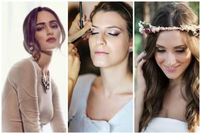 Los mejores maquillajes para novia: en Barcelona está tu profesional