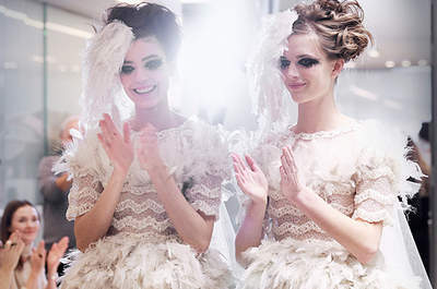 La sposa 2013 secondo Chanel