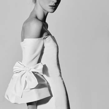Carolina Herrera Bridal 2018. Credits: Carolina Herrera