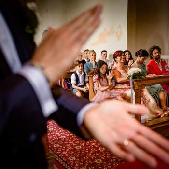 Flash Men Foto: Difficile trattenere le lacrime ed emozionarsi nel momento della cerimonia.