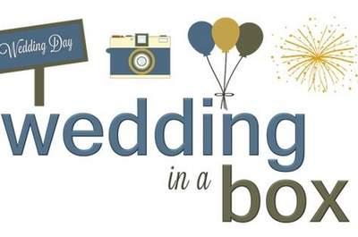 Wedding in a Box, l'idea che mancava, ad opera di Gourmet Project