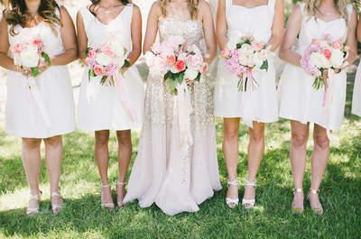 Casamento glitter: muita LUZ com tons dourados para celebrar seu grande dia!