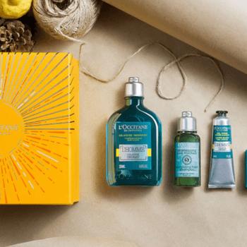 Körperpflege-Geschenkbox - loccitane.de