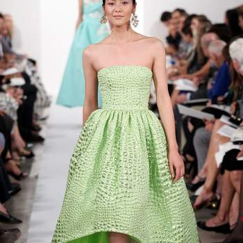 Foto: Oscar De La Renta Spring/Summer, New York Fashion Week 2015