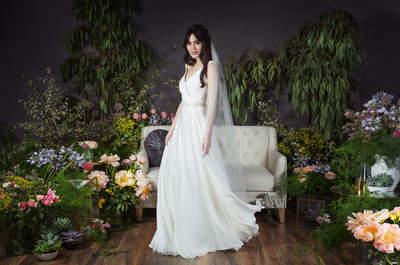Naomi Neoh 2017: Enchanting Designs for London's Romantic Brides