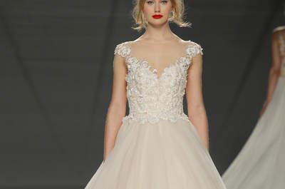 60 vestidos de noiva com saia volumosa: tenha um look único