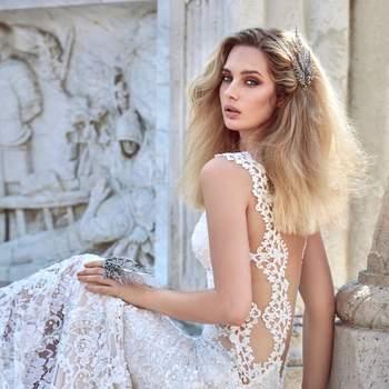Foto: Modelo Aurora de Galia Lahav Haute Couture