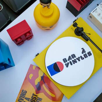 Photo : Le Bar à Vinyles par Key des Artistes
