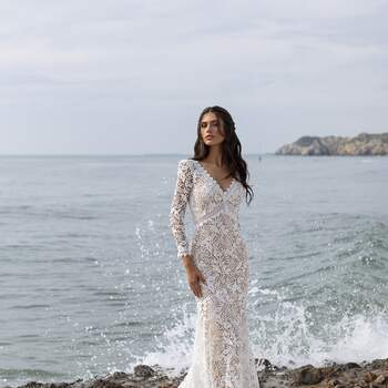 Créditos: Pronovias Cruise Collection