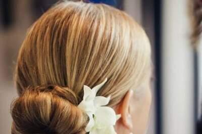 Sehen Sie hier Brautfrisuren für lange Haare!