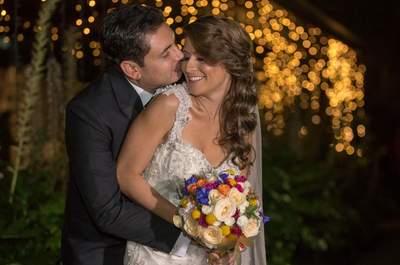 La boda de Nata y Jota: ¡Ya no hará falta nada!