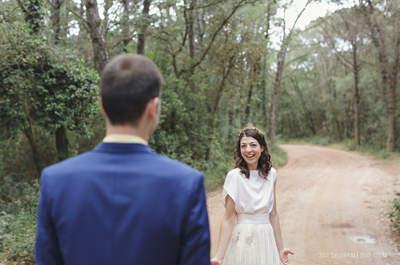 Amor 24 horas al día: la boda de Miriam y Xavi