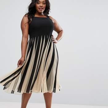 7e6b28c943a6 Más de 60 vestidos de fiesta de talla grande para invitadas que ...