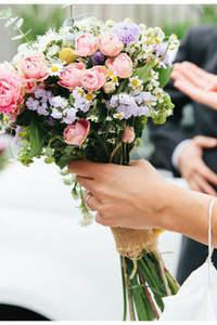 Brautsträuße 2016 - unsere Favoriten!