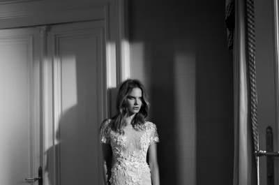 Berta 2015 Fall/Winter Bridal Collection: Beaded Goddesses
