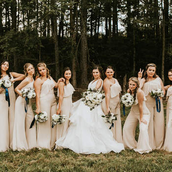Foto: Brooke Womack Protography via marthastewartweddings.com