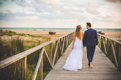 Matrimonios en jardines al aire libre: ¿Qué tener en cuenta para celebrar tu boda?