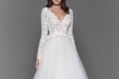 Brautkleider von Tara Keely 2017: Ideale Designs für die Braut von heute