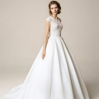 Robe de mariée Jesus Peiro - Modèle 907