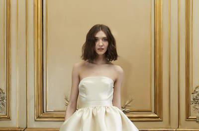 Si tienes poco busto, aquí tienes vestidos de novia especiales para ti