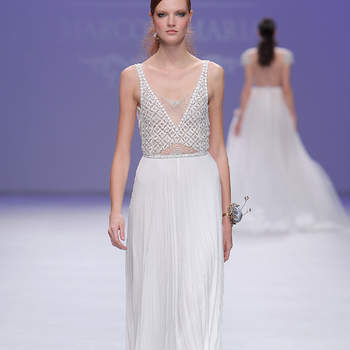 Créditos: Marco & María | Barcelona Bridal Fashion Week