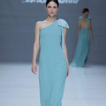 Cristina Tamborero.. Credits: Barcelona Bridal Fashion Week