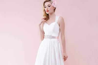 Vestido de noiva NatKat Bridal Couture: exclusivos, personalizados e internacionais
