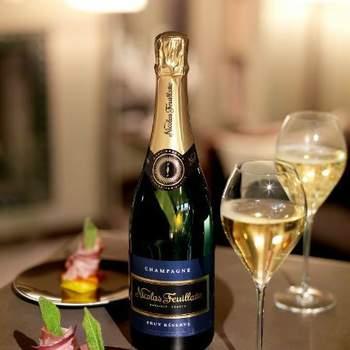 Photo : Champagne Nicolas Feuillatte