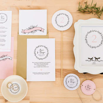 Créditos: Molde Design Weddings