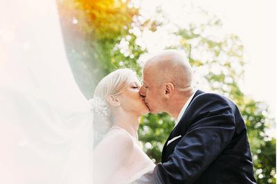 Ideen für kreative Hochzeitsfotos – mit echten Brautpaaren!
